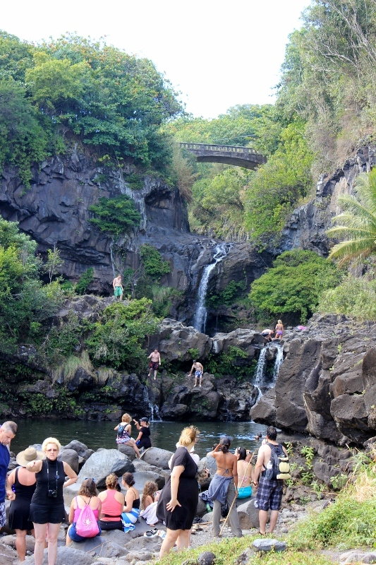 Ohe'o Gulch Seven Sacred Pools
