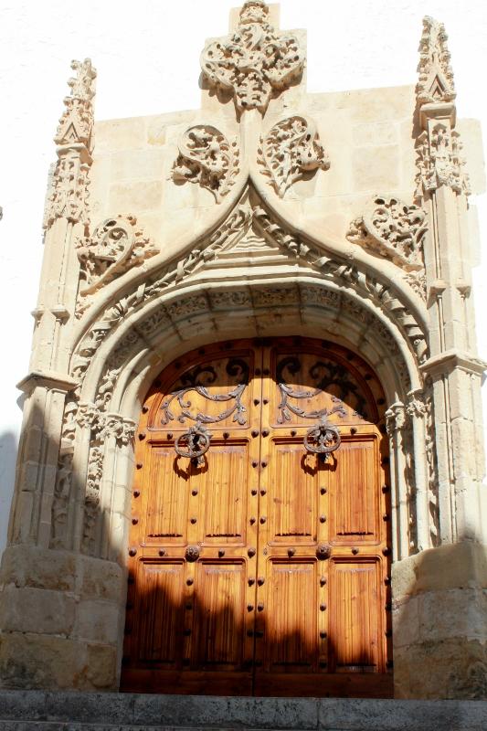 Sitges Spain Architecture
