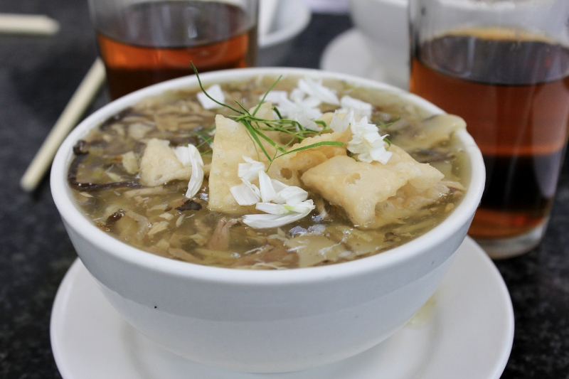 Hong Kong Bucket List: Eat Snake Soup