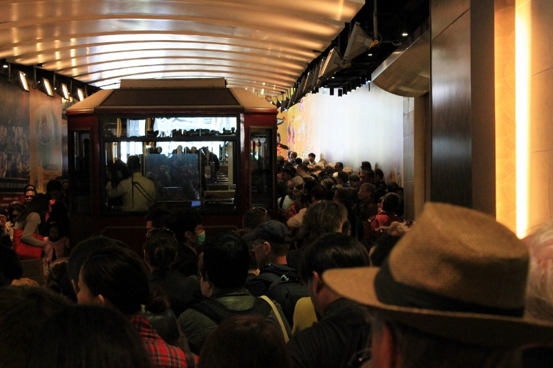 Hong Kong's The Peak Line