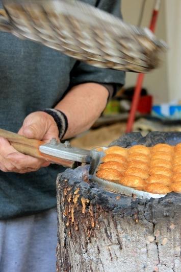 Hong Kong Pancake Waffles