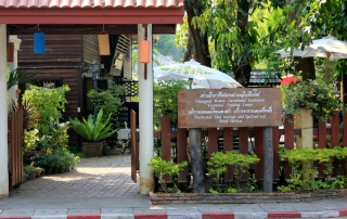 Womens Prison in Chiang Mai, Thailand
