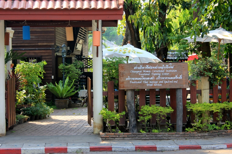 Womens Prison in Chiang Mai