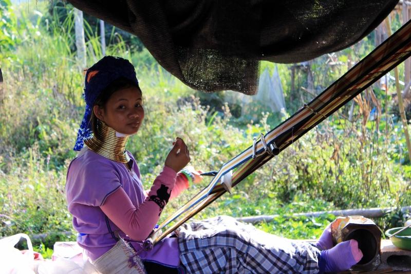 Karen Long Neck Tribe Thailand
