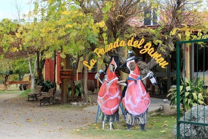 La Posada del Jamon in Argentina