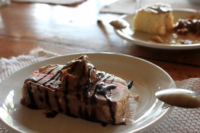 neopolitan dessert