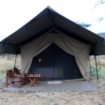 Go Glamping in the Center of Africa's Serengeti