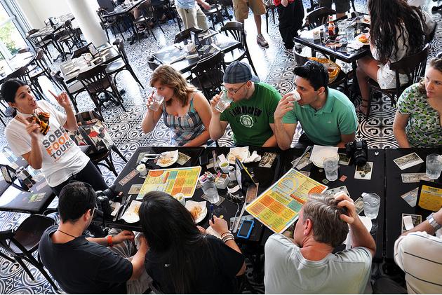 Cuban Food in South Beach