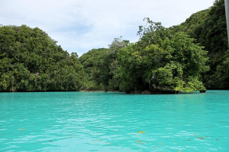 Palau Milky Way