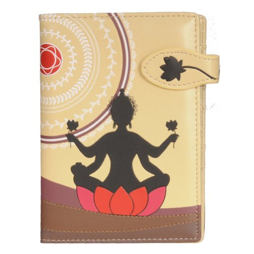 meditation passport holder