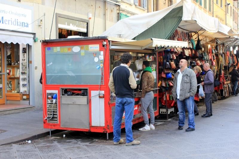 lampredotto Italian Stret Food