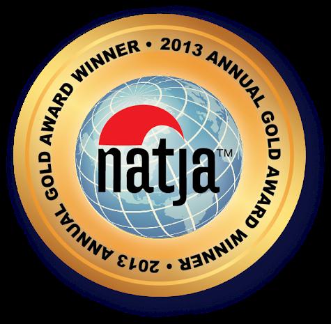 Natja Awards Gold