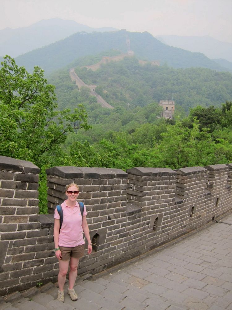 Bucket List Adventure: Great Wall of China Heather