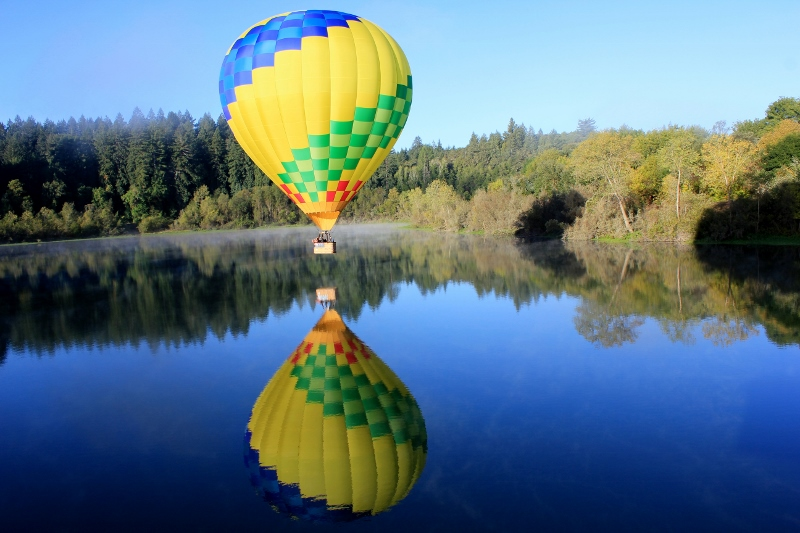 Things to do Before You Die: Hot Air Balloon Ride