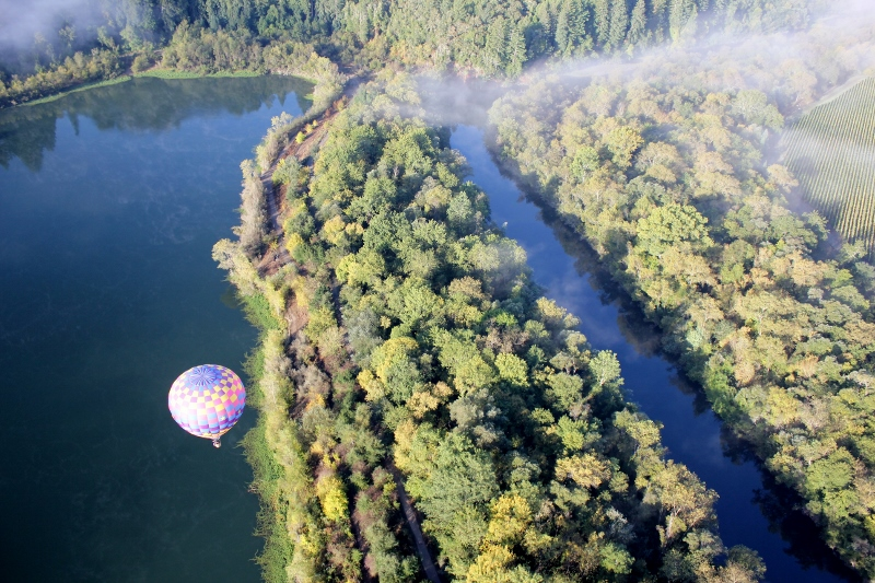 Hot Air Balloon Ride over Sonoma County