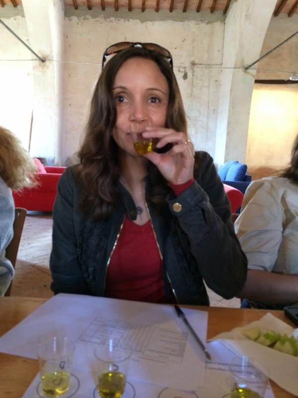 Olive Oil Tasting | Annette White