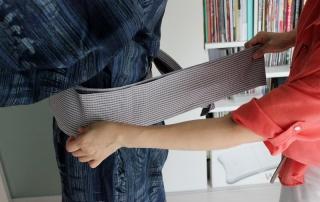 Kimono Fitting