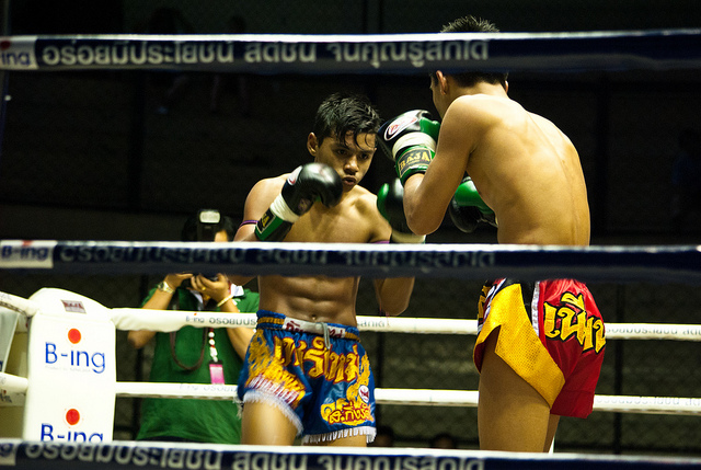 See a Muay Thai Boxing Match in Chiang Mai - Bucket List