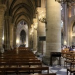 Attend Mass at Notre Dame Cathedral in Paris, France