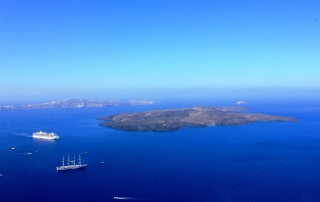 Santorini Caldera from Oia