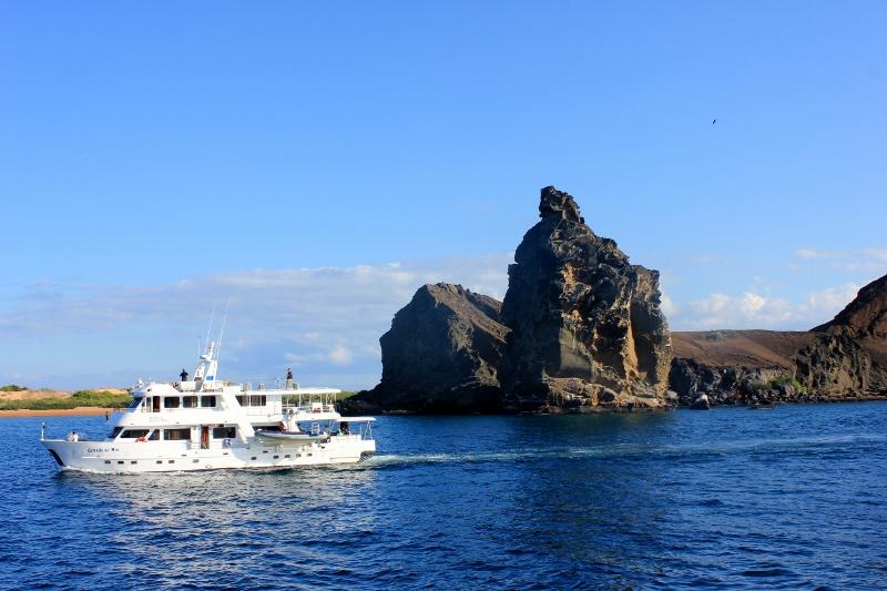 Pinnacle Peak Galapagos Bartolome Island