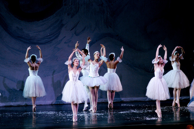 Winter Bucket List - See the Nutcracker Ballet