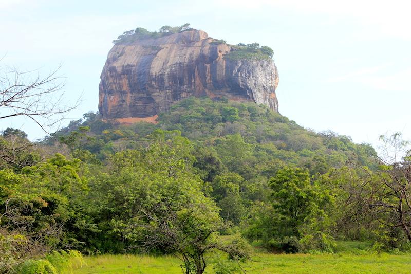 Sigiriya Palace Sri Lanka
