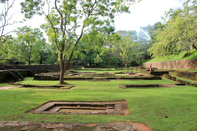 Sigiriya Gardens Sri Lanka