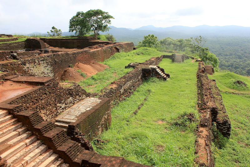 Things to do Before You Die: Climb to the Top of Sigiriya Rock in Sri Lanka