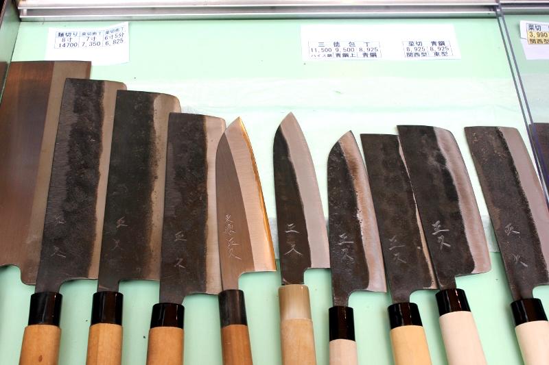 Bucket List: Buy a Japanese Knife in Tokyo