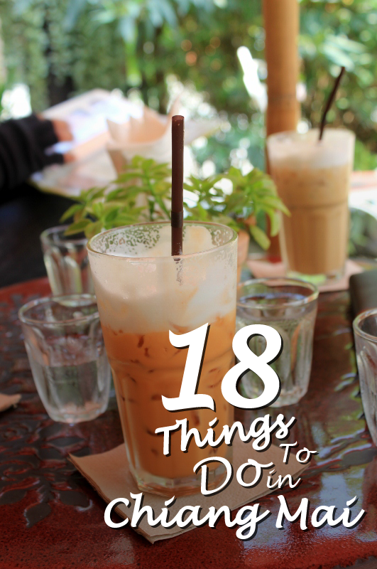 18 Things to Do in Chiang Mai