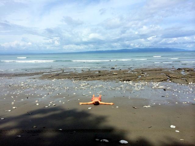 Playa Pandulce in the Osa Peninsula of Costa Rica