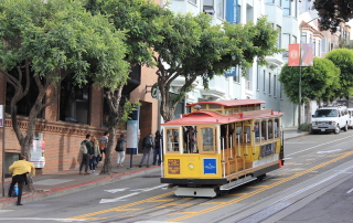 Things to do in San Francisco: Ride a Cable Car