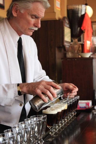 Buena Vista Irish Coffee in San Francisco