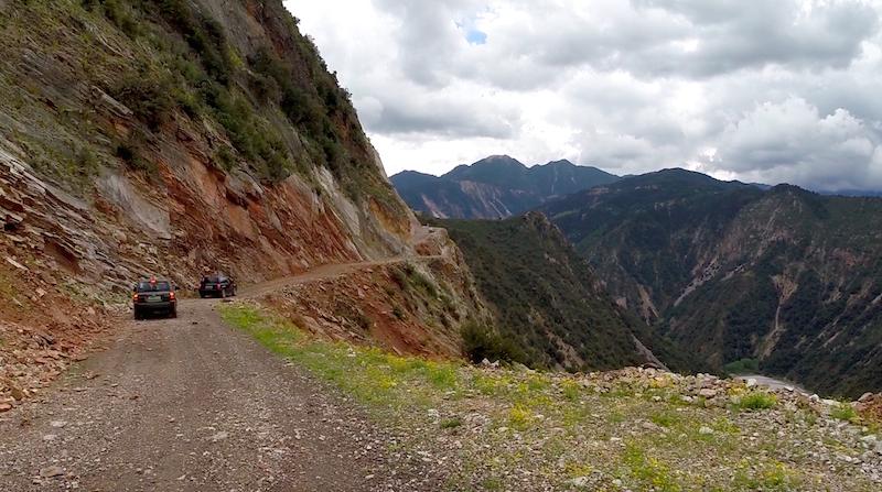 Tripology Jeep Adventure through Central Greece Terrain