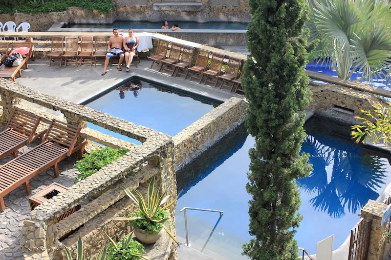 Santa Teresita Thermal Spa Guatemala