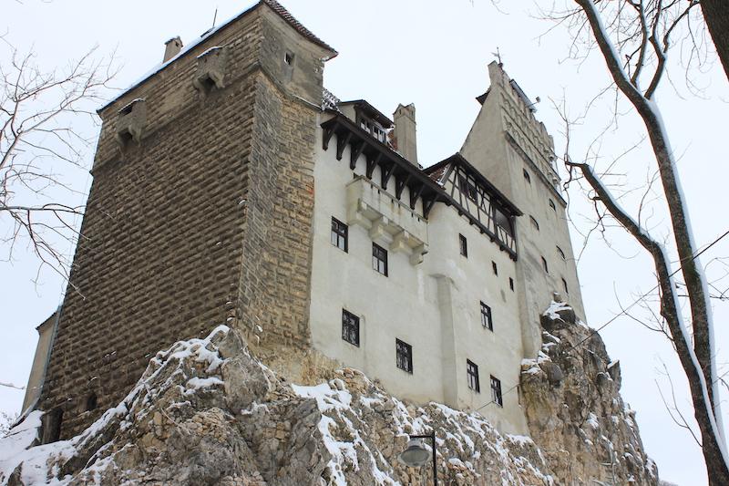 (Dracula) Bran Castle in Transylvania, Romania