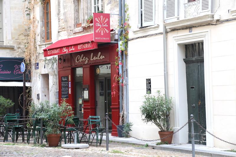 Avignon Bistro, South of France