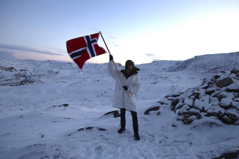 Hammerfest Polar Expedition Hike