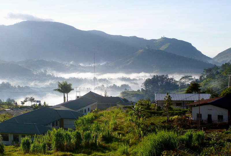 East Timor Indonesia