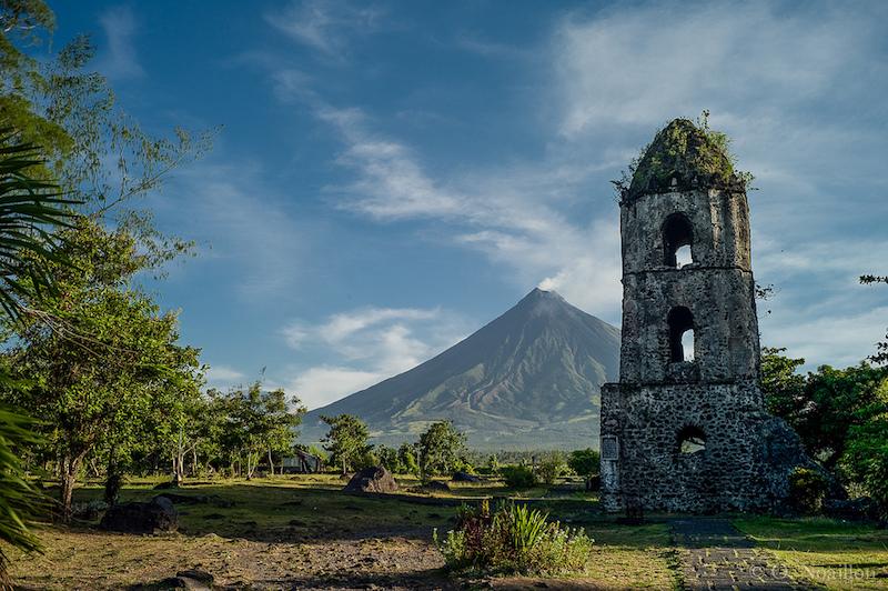 Mount Mayon, Luzon, Phillipines
