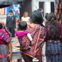 Shop at Chichi Market in Chichicastenango, Guatemala