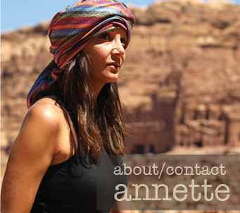annette white bucket list journey
