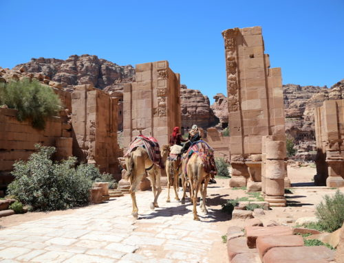 Explore Petra Archaeological Site in Jordan