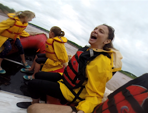 A Wild Nova Scotia Adventure: Tidal Bore Rafting
