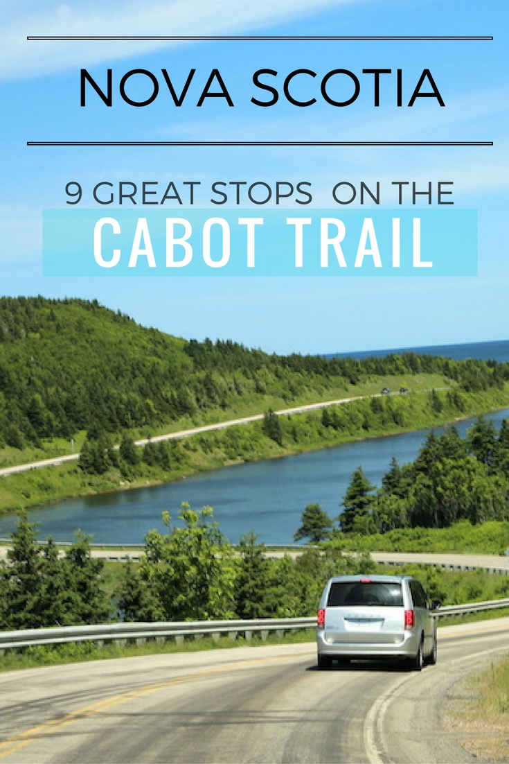 9 Great Stops on Nova Scotia's Cabot Trail