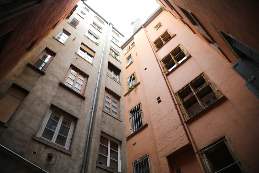 The secret passageways of Lyon, France