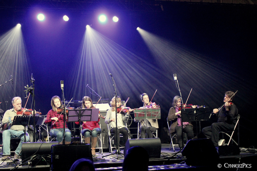 Fiddlers in Cape Breton