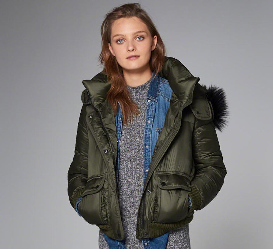 Cute Winter Puffer Jacket
