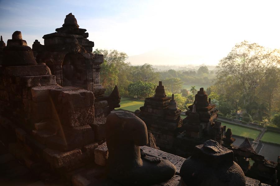 Borobudur Temple Yogyakarta Indonesia